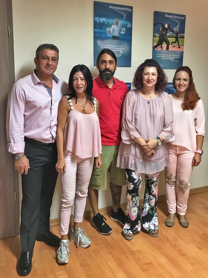 Breast Cancer Awareness 2017 - Cyprus