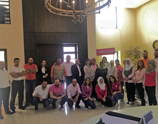 Breast Cancer Awareness 2017 - Jordan