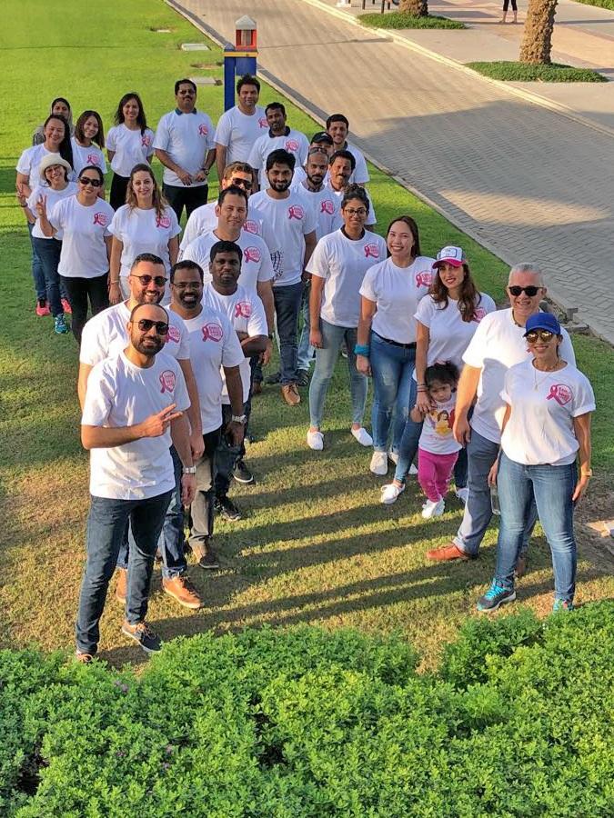 Breast Cancer Awareness 2017 - UAE