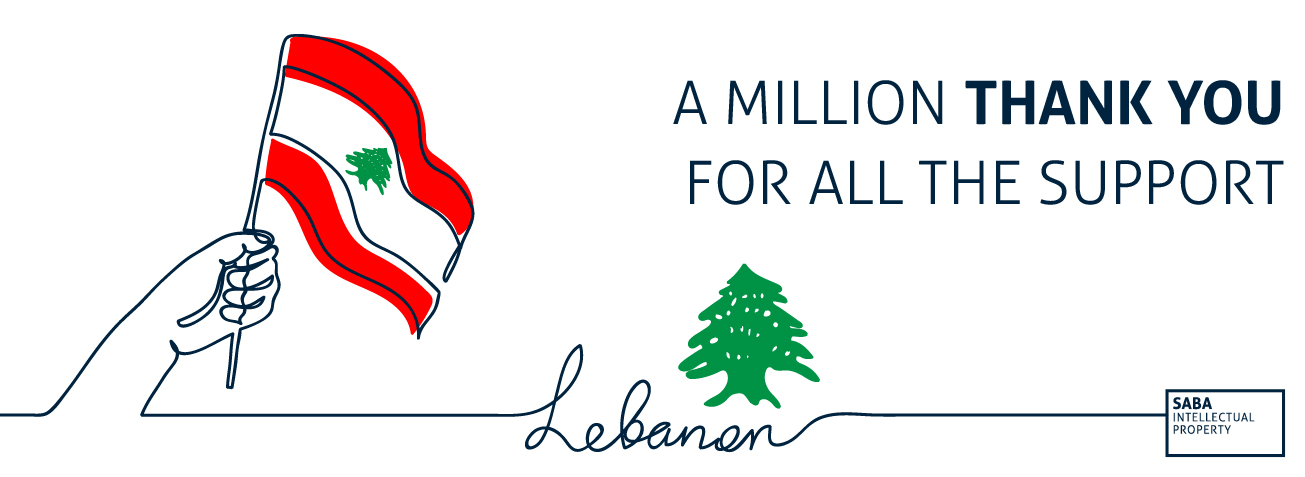 Beirut explosion thank you slider