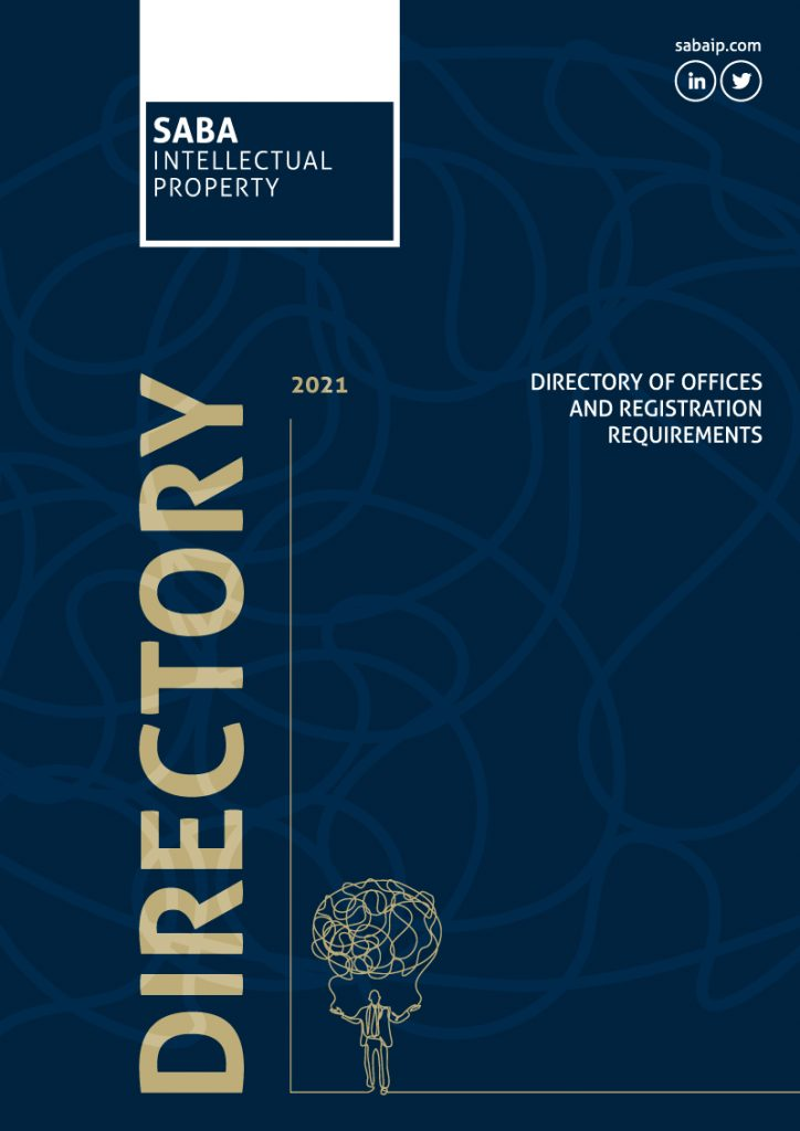 Directory of offices and registration requirements